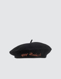 Hey Babe Embroidered Berets