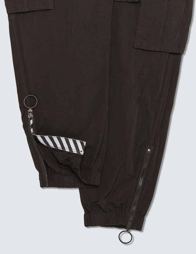 Off-White Parachute Cargo Pants