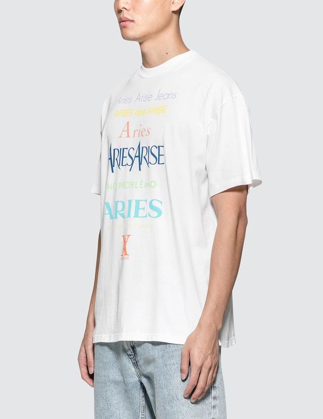 Aries S/S T-Shirt
