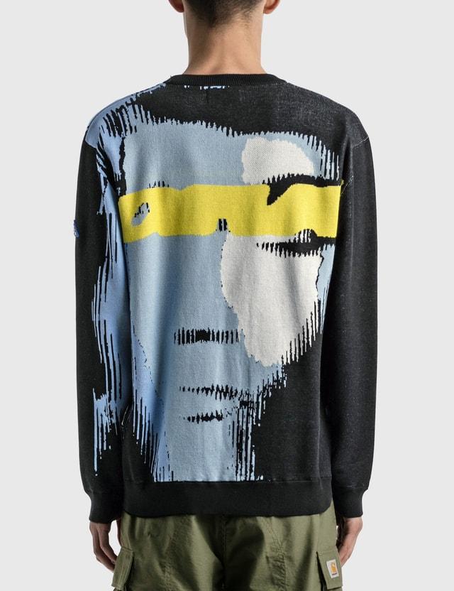 DEVÁ STATES Shatters Knitted Sweatshirt