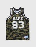 BAPE Bape X Champion Basketball Jersey Picture