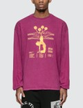 Brain Dead Mind Keep Long Sleeve T-shirt Picture