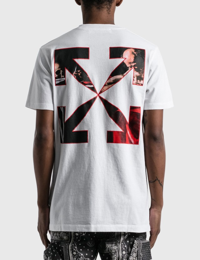 Off-White Caravaggio Slim T-shirt White Men
