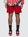 Just Don Team X Velvet Boxing Shorts