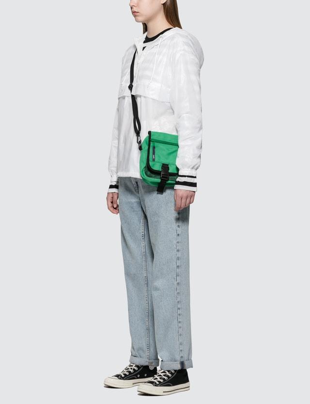 X-Girl See-through Anorak Jacket