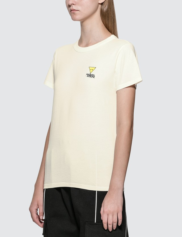 Maison Kitsune Triangle Fox Patch T-shirt