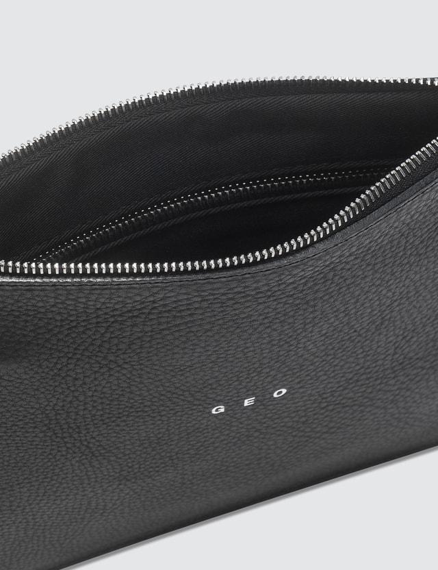 GEO Leather Document Holder