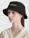 Stussy Canvas Bucket Hat Black Women