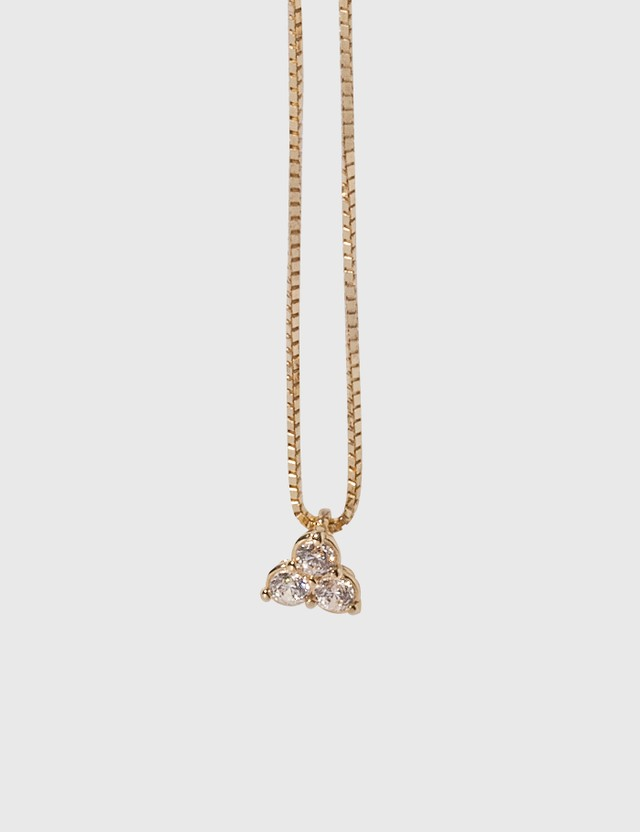 Bottega Veneta Cubic Necklace