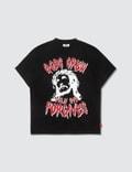 GCDS Gcds God Tour Black T-shirt Picture