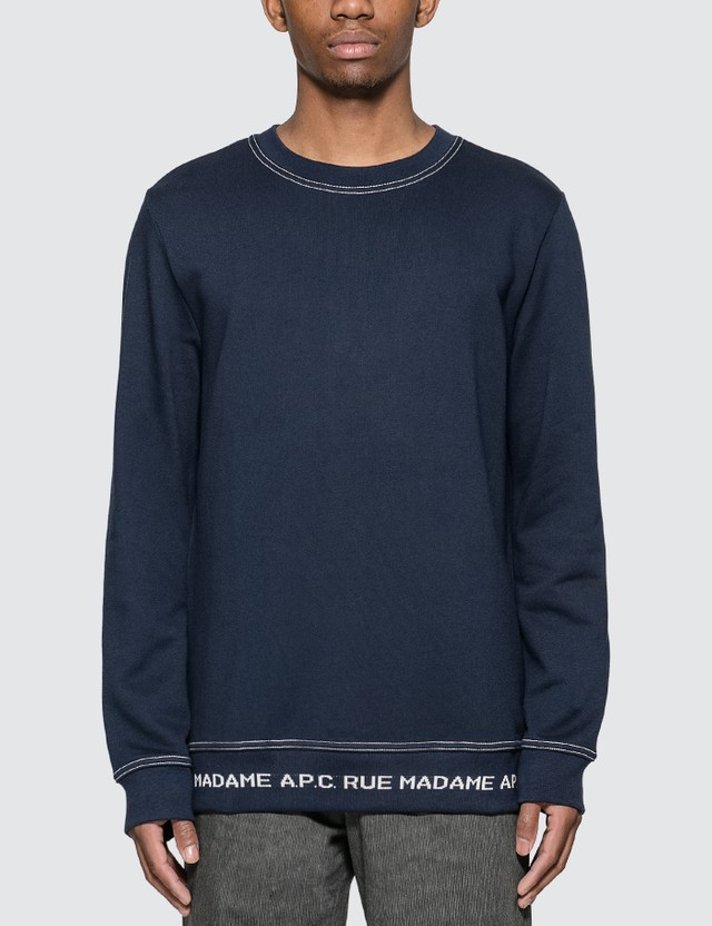 A.P.C. Austin Sweatshirt