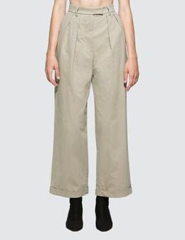 Katharine Hamnett Camilla Cotton Pants