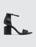Alexander Wang Abby Sandal with Rhodium Picture