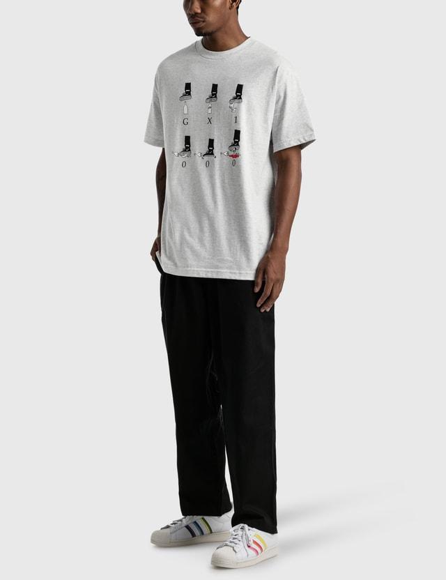GX1000 Stomp T-shirt Grey Men