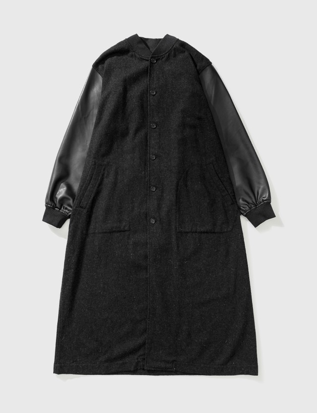 Comme des Garçons Comme Des Garçons X Good Design Shop Wool Staff Jacket Black Men