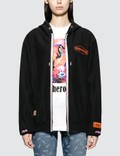 Heron Preston Zipper Sweatshirt Hoodie Picture