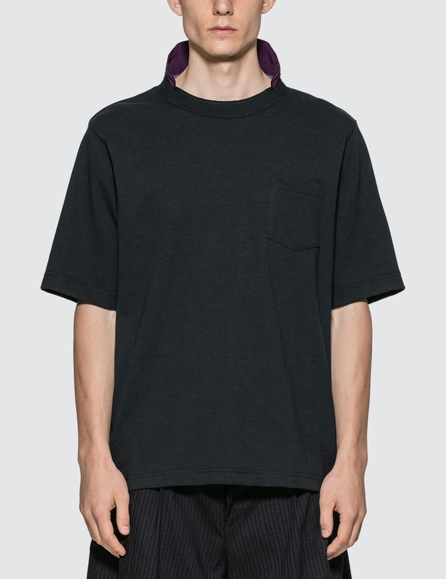 Sacai Madras Check T-Shirt