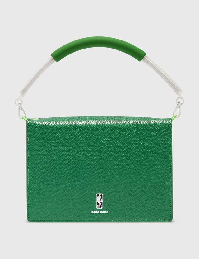 Nana-nana nana-nana x NBA A5 Basketball Bag Boston Celtics Women