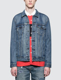 Levi's Unbasic Icon Takedown  Bolt Trucker Jacket Picture
