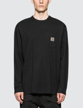 Carhartt Work In Progress Loose Fit L/S Pocket T-Shirt Picture