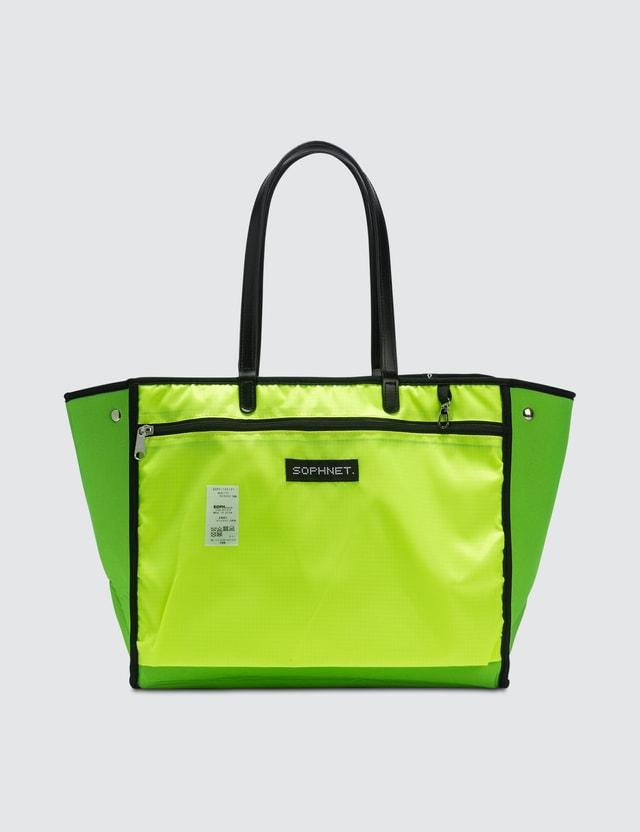 SOPHNET. Reversible Bonding Tote Bag