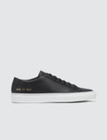 Common Projects Original Achilles Low With White Sole Picture