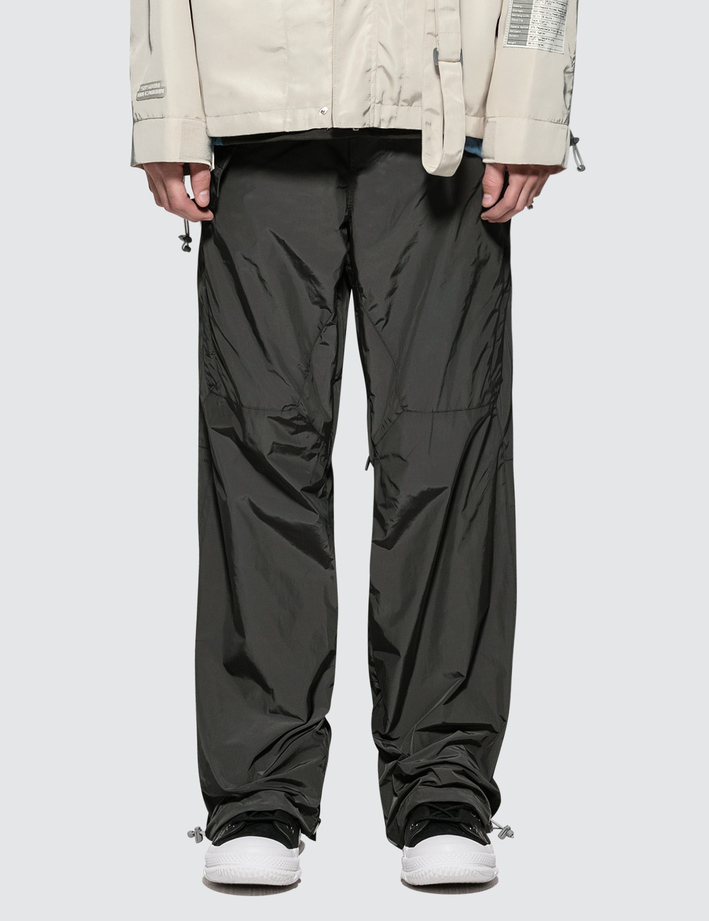 C2H4 Los Angeles Human Tech Specs Technical Pants With Utility Pockets Picture