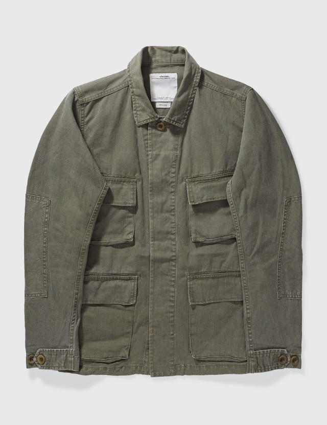 Visvim Visvim Kilgore Jacket Olive Archives