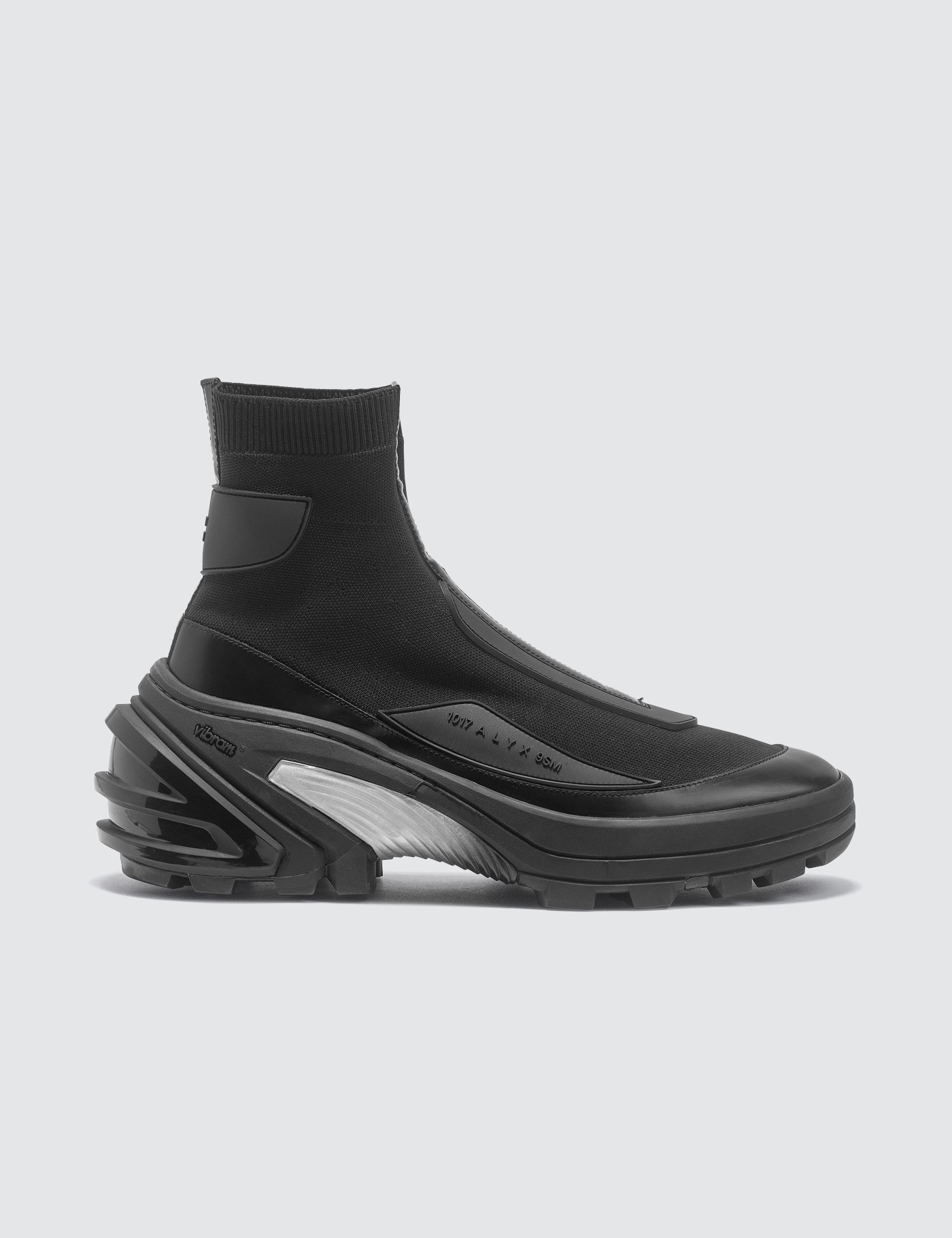 Chelsea Boots With Removable Vibram Sole