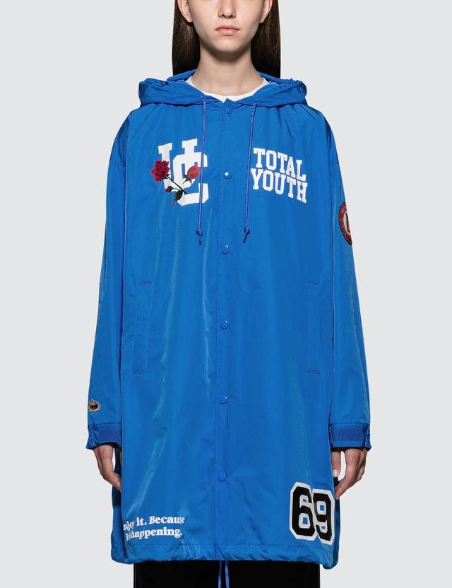 Undercover Raincoat