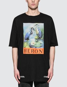Heron Preston KK Herons Jersey T-Shirt