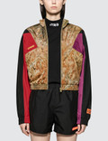 Heron Preston Camo Turtleneck Zip Jacket Picutre