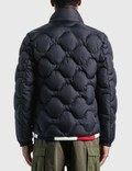 Moncler Taschhorn Jacket Navy Men