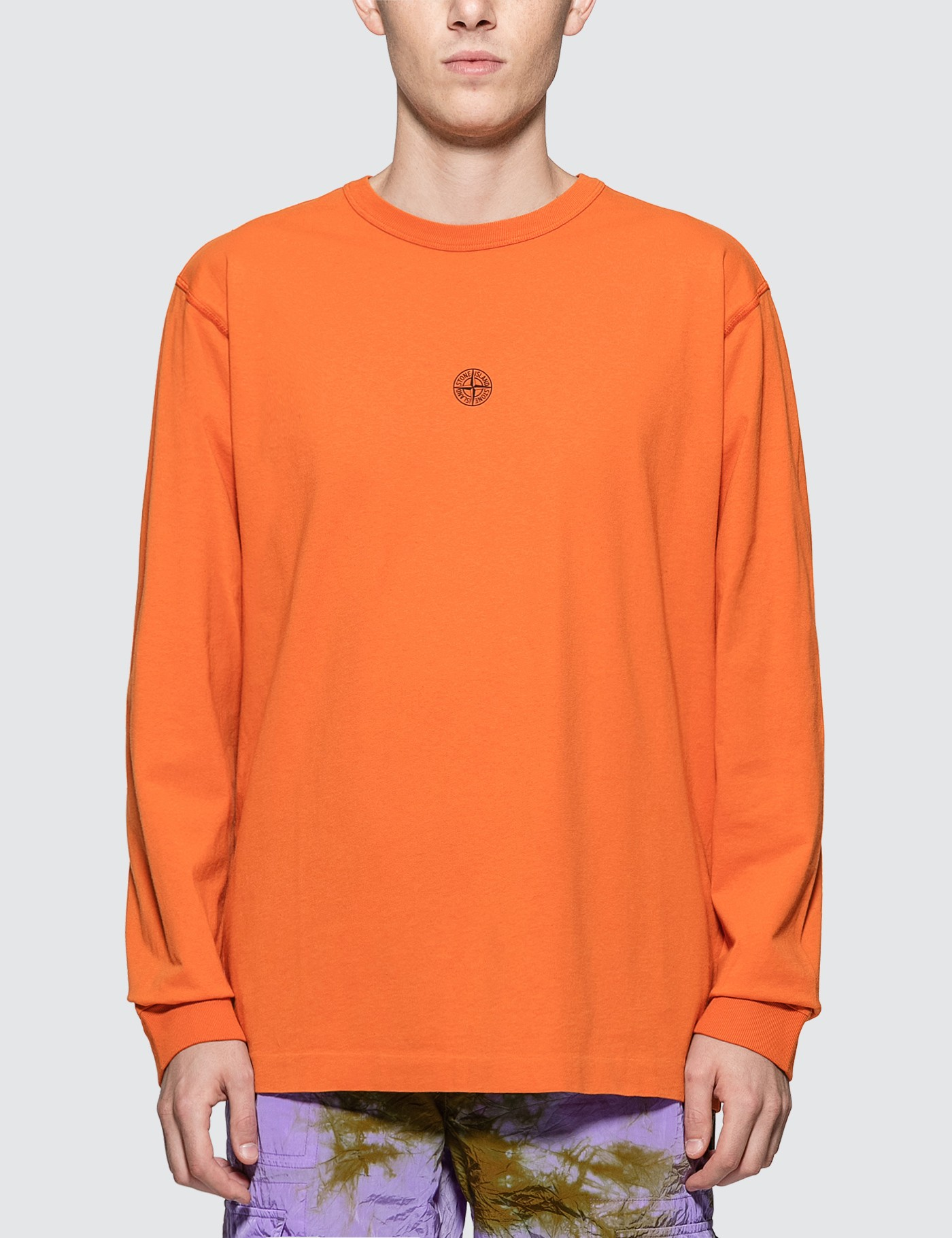 Graphic Five Long Sleeve T-Shirt