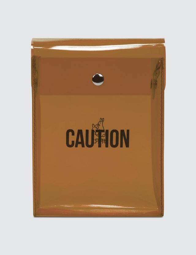 #FR2 Clear Shoulder Bag