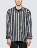 Monkey Time Pinstripe Shirt Picutre
