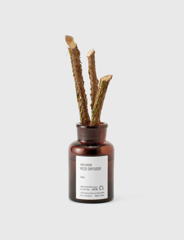 Cul de Sac Japon Hiba Wood Reed Diffuser