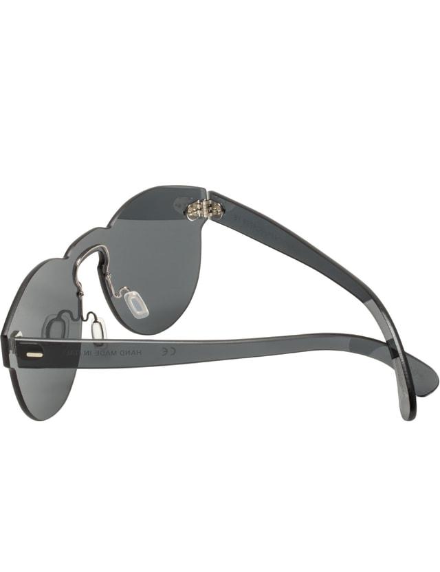Super By Retrosuperfuture Tuttolente Paloma Black Sunglasses