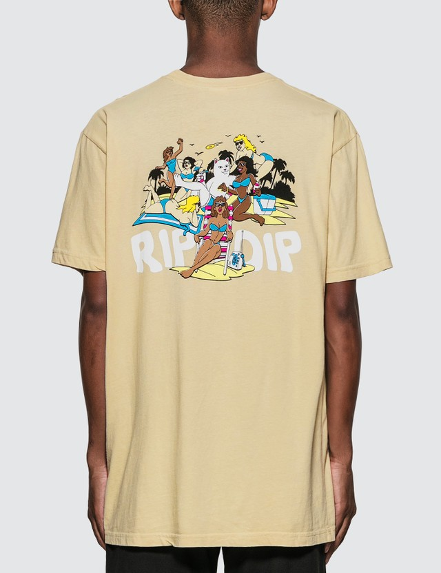 RIPNDIP Spring Break T-Shirt =e35 Men