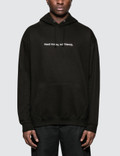 "Fuck Art, Make Tees ""Need Money Not Friends"" Hoodie Picutre"