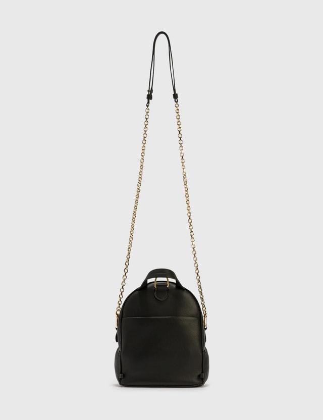 Maison Margiela Glam Slam Backpack Black Women