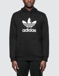 Adidas Originals Trefoil Hoodie Picture