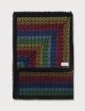 Loewe 45 x 200 cm LOEWE Anagram 스카프 Black/multicolor Women