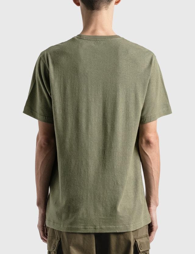Maharishi Story Cloth Organic T-Shirt =e34 Men