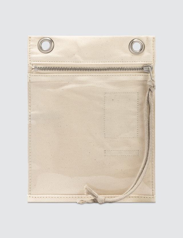 Rick Owens Drkshdw Security Pocket Side Bag