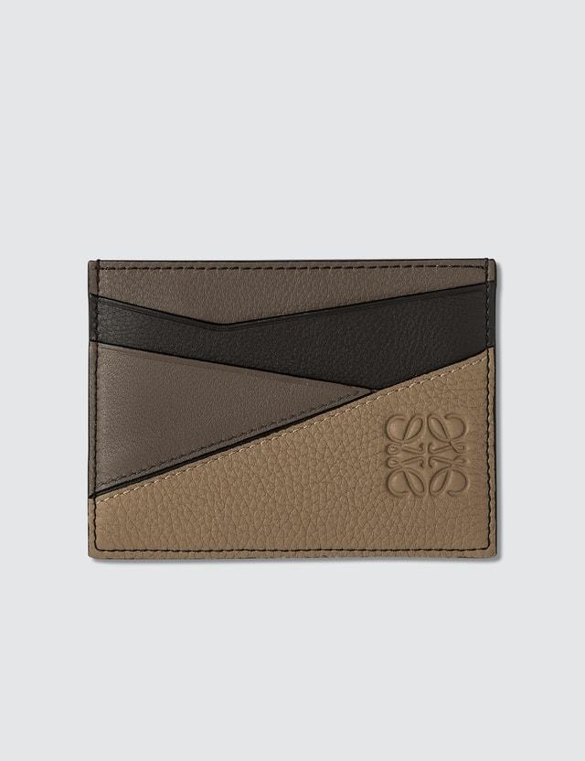 Loewe Puzzle Plain Card Holder
