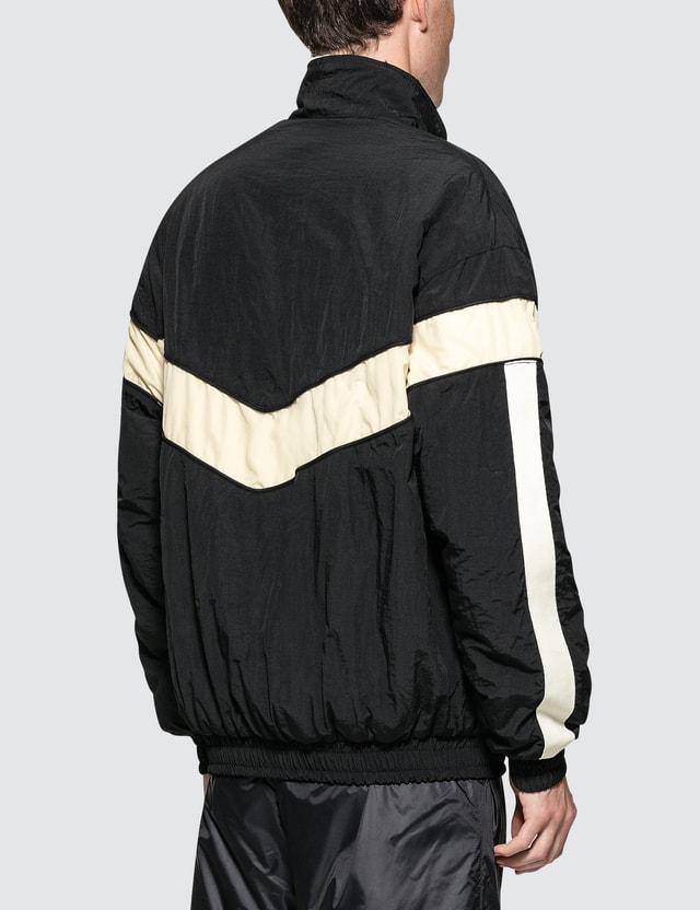 Represent Shell Jacket Black Men