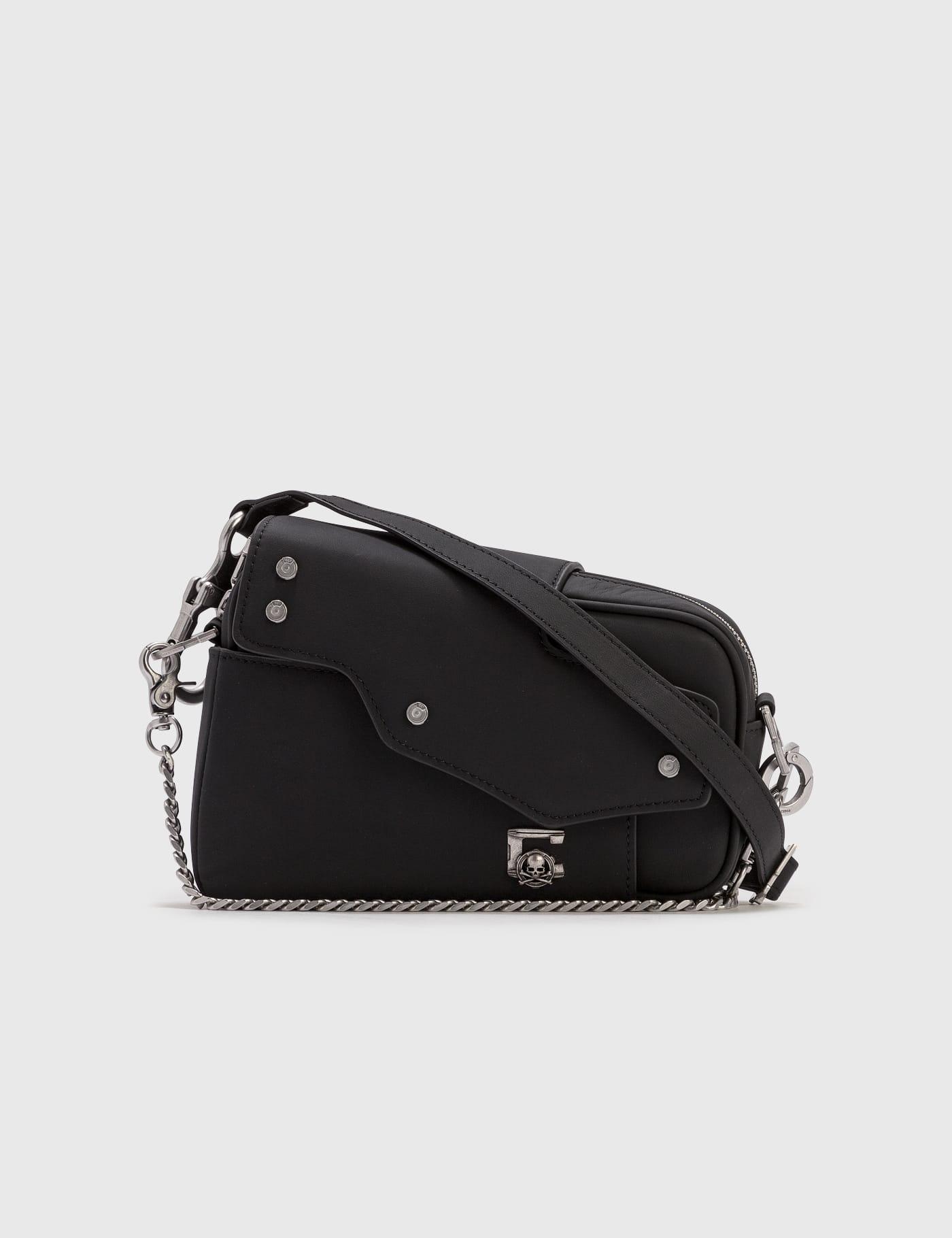"C2H4 x Mastermind Japan ""Filtered Reality"" Nebula Mini Leather Shoulder Bag"