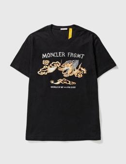 Moncler Genius 7 Moncler Frgmt Hiroshi Fujiwara T-shirt