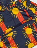 Mini Rodini Sun Stripe Anorak